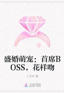 盛婚萌寵:首席BOSS,花樣吻